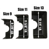Pole Base Cover S6.5R Inner Dimensions By Size