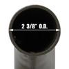 two arm bullhorn 10066 Arm Outer Dimension