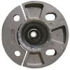 Aluminum round pole 12A5RSH125 bottom view