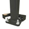 LED Pole Kit PK803A Open Pole Base View