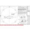 Fiberglass Pole 20SQ4F Included Template