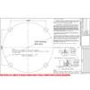 Fiberglass Pole 15SQ5F Included Template