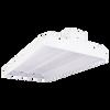 LED High Bay 120-277 Volt, 21,356 Lumen, 162 Watt, Clear Lens, 5000K, White LEDHB110