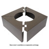 Optional Base Cover for Round Tapered Steel Light Pole