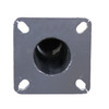 Round Straight Steel Base Bottom QS10S4RS125