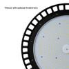 200 Watt LED High Bay-HB200-Frosted Lens