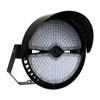 90,000 Lumen Sports Light Package with Power Bar Bracket_Side View_PB90
