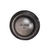 Aluminum Pole Cap for 3 Inch Diameter Round Poles-RPCAL3-Bottom View