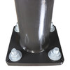 15 Foot Round Tapered Steel Light Pole, 6 Inch Base Diameter 11 Gauge Quick-Ship-Thumbnail