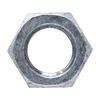 """Single Steel Hex Nut for 3/4"""" Anchor Bolt"""