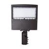 80 Watt LED Flood Light - 10,560 Lumens - 5000K - Bottom View