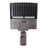 80 Watt LED Flood Light- 10,560 Lumens - 5000K  - Back View