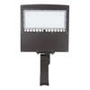 80 Watt LED Area Light - 11,200 Lumens - 5000K - Bottom View