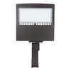 150 Watt LED Area Light - 12,000 Lumens - 5000K - Bottom View