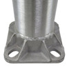 Aluminum Pole H10A4RS125 Open Base View