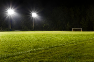 What Lighting Solutions Do Sports Stadiums Use?