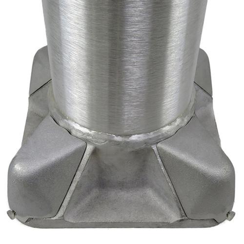 Aluminum Pole H08A4RT125 True Thumbnail