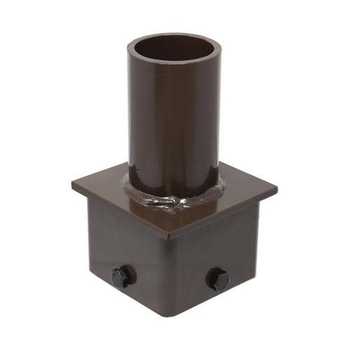 Tenon Adapter for 4 Inch Square Poles-10029-Thumbnail