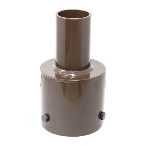 Tenon Adapter for 4 Inch Round Poles-Thumbnail