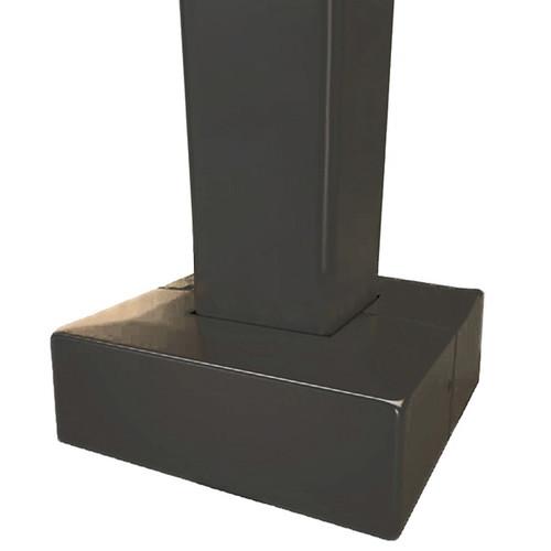 Square Steel Pole QS10S4SQ125 Dynamic View