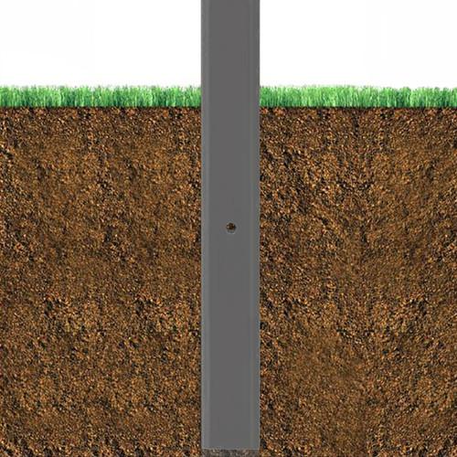 Fiberglass Pole 15SQ5FDB Thumbnail