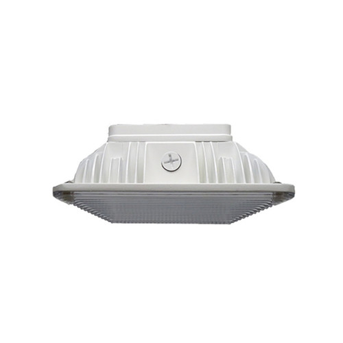 LED Canopy Light 510043W Side View