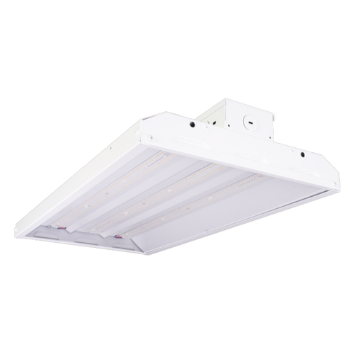 LED High Bay 120-277 Volt, 21,356 Lumen, 162 Watt, Clear Lens, 5000K, White LEDHB162