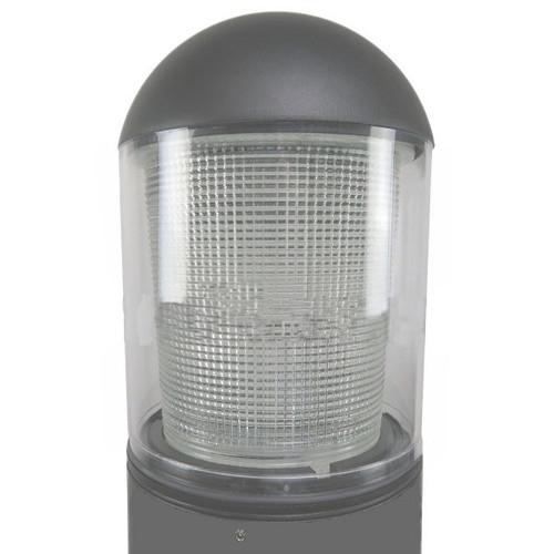 LED Bollard LEDBOLRR Lamp View