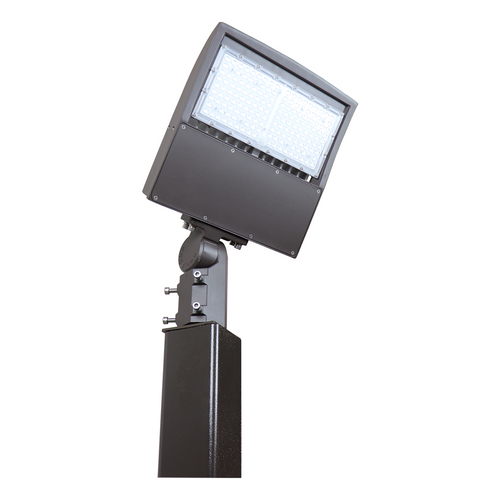 LED Light Pole Kit with Single Adjustable 150 Watt LED Light - 21,000 Lumens - 5000K- Thumbnail