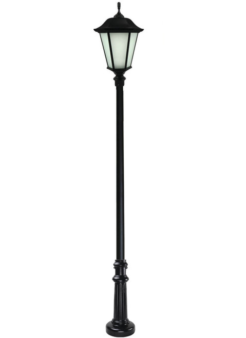 Wexford Direct Burial Decorative LED Pole Kit