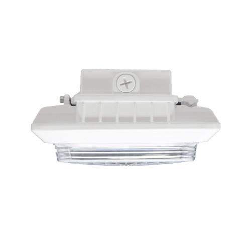 100 Watt LED Canopy Light, 13,300 Lumens CAN100 Side View