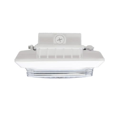 100 Watt LED Canopy Light, 13,300 Lumens CAN100 Side View