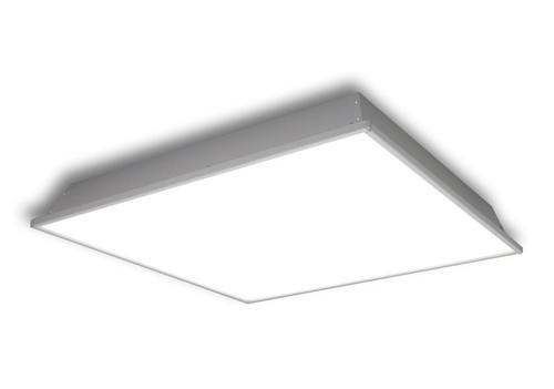 93060636 GE Lumination Recessed LED Troffer Installed