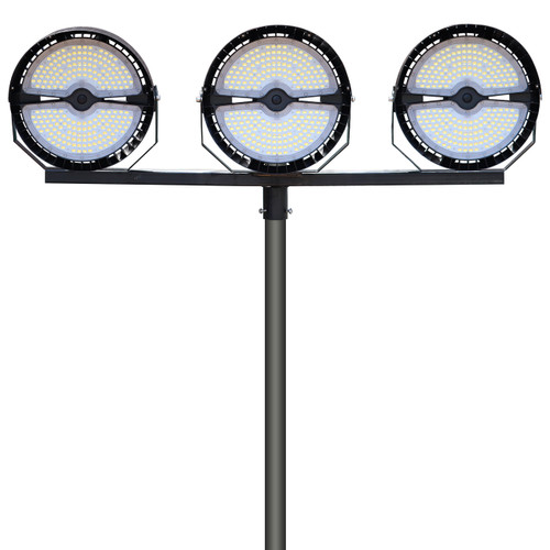 135,000 Lumen Sports Light Package with Power Bar Bracket_Profile_PB135