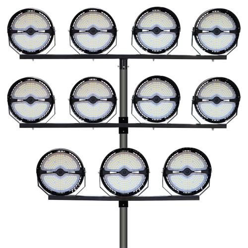 495,000 Lumen Sports Light Package with Power Bar Brackets_Thumbnail_PB495