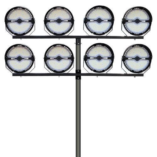 360,000 Lumen Sports Light Package with Power Bar Brackets_Profile_PB360