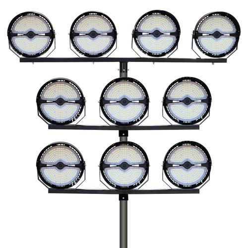 450,000 Lumen Sports Light Package with Power Bar Brackets_Thumbnail_PB450