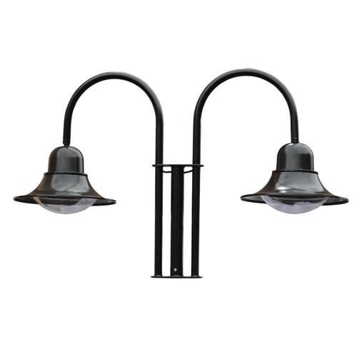 Gooseneck Decorative LED Pole Top Fixture with Double Arm_Thumbnail_GN50D