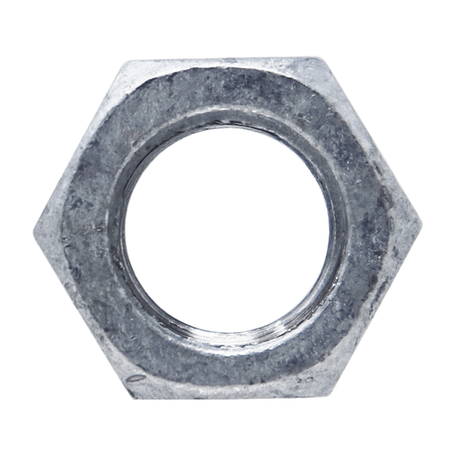 "Single Steel Hex Nut for 3/4"" Anchor Bolt"