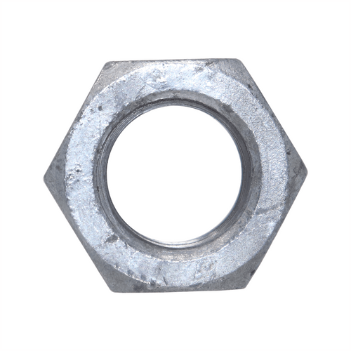 "Single Steel Hex Nut for 1"" Anchor Bolt"