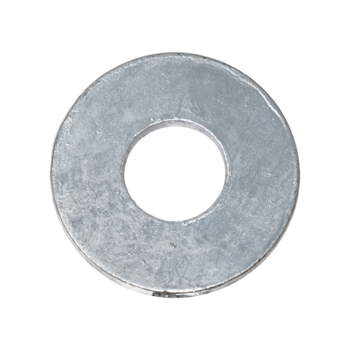 """Single Steel Washer for 3/4"""" Anchor Bolt"""