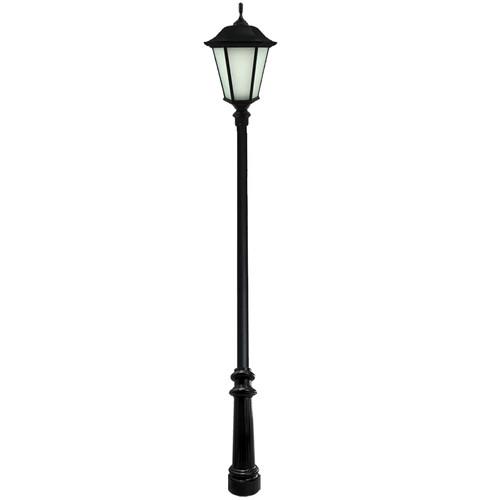 Windsor Direct Burial Decorative LED Pole Kit
