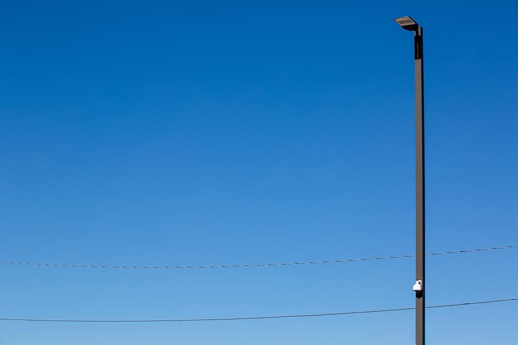 Does Lightmart Offer Fiberglass Security Camera Light Poles?