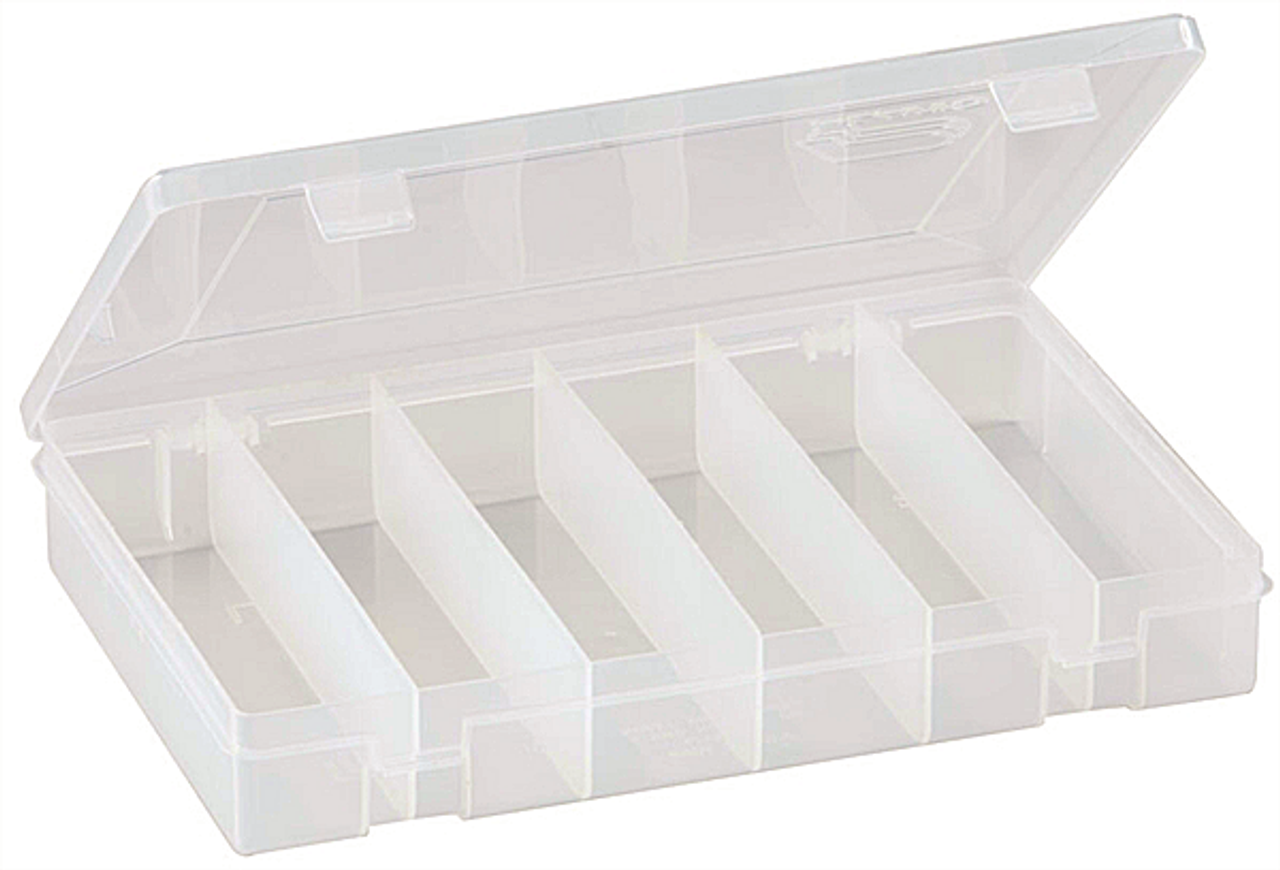 Plano Stowaway 3450 16 Fixed 6 Compartment Box Vimage