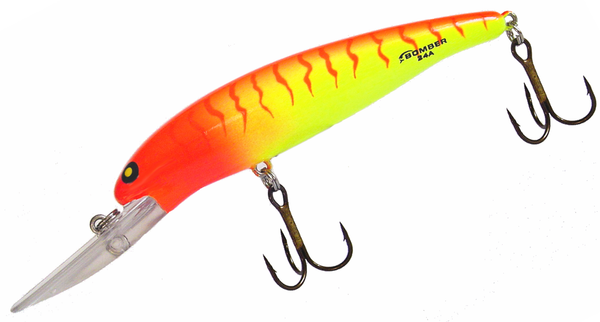 Chartreuse Fluorescent Red Head Tiger
