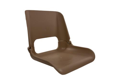 Skipper Fold Down Seat Shell - Sand
