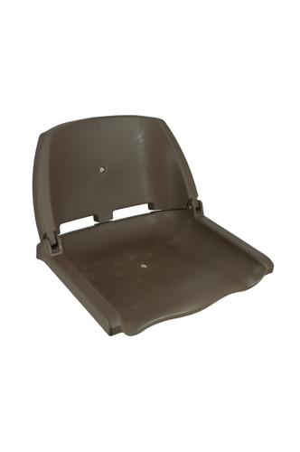 Traveler Fold Down Seat Shell Brown