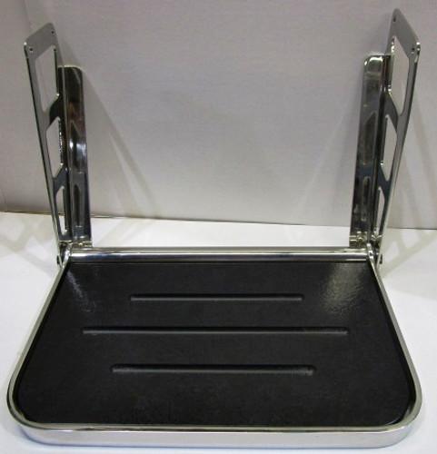 Footrest with Folding Platform