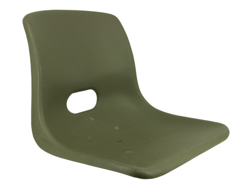 First Mate Seat Shell - Army Green