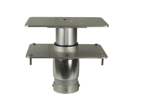 """Electric Thru-Deck Pedestal Adjust 2-1/8"""" to 5-1/8"""""""